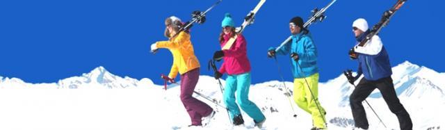 Skieurs 1